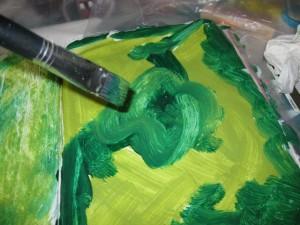 Paint Splozzling