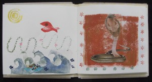 Francesca Albinis handmade stamps