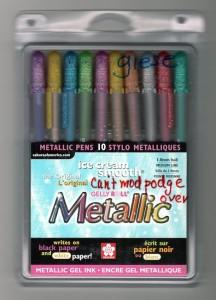 mixed media pens