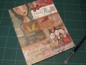 mixed media art technique book review
