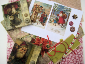 printing images on tissue papers
