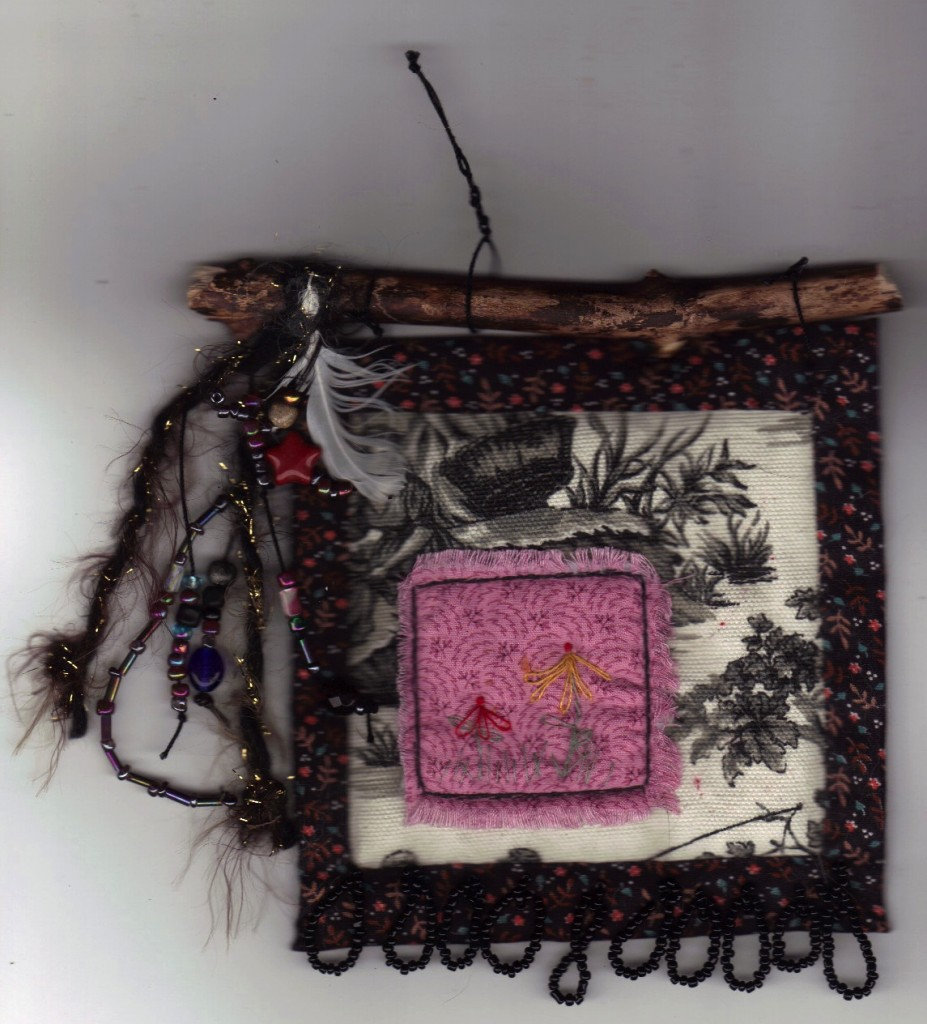 Mixed Media wall hanging