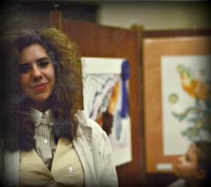 Laura in High School