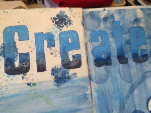 Ready-made Art Journal prompts from inspiring quotes