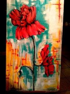 Jennifer Schultz Red Roses