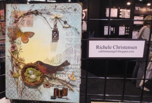 Ranger Gallery provides a wide range of mixed media pieces to inspire the creative in all of us