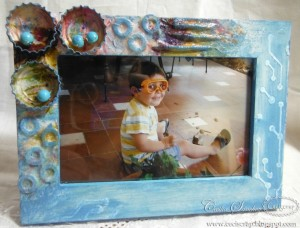 Make your own photo frames