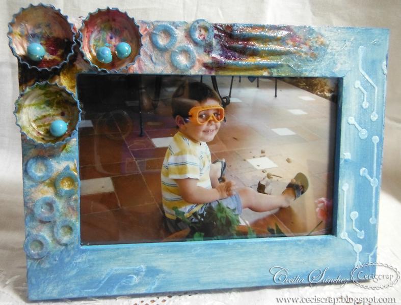 Cheeky Photo Frames