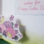 Vintage Easter Card by Michelle G. Brown