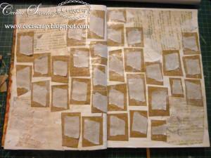 Art journal project