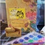 art journals as healing art