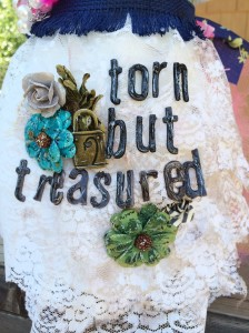"""Torn but Treasured"""