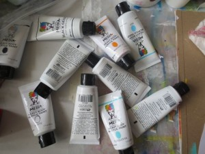 Set of 12 Dina Wakely Paints