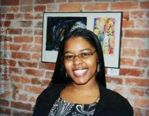 Mixed media artist and designer, Martice Smith II