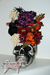 handmade Halloween decorations are easy