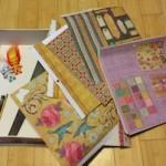 Doll House Box Playset by Gloriann Irizarry for Creating Mixed Media Art (1)