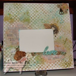 Kim' s favorite scrapbooking projects