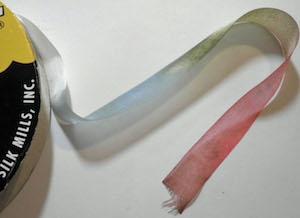 Adding Paper Soft to fabric