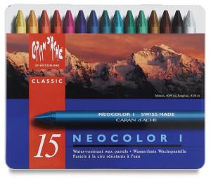 Neocolor i by Caran D'Ache