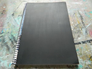 Save time and money by upcycling a notebook cover