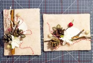Elena Lishchenko's Christmas Cards