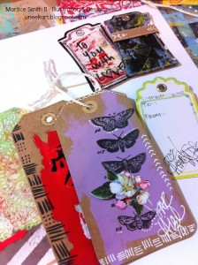 Creating Personalized Gift Tags