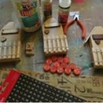 Creating Mini Altered Houses